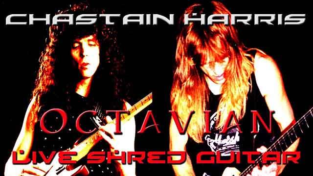 """Chastain / Harris - """"Octavian"""""""