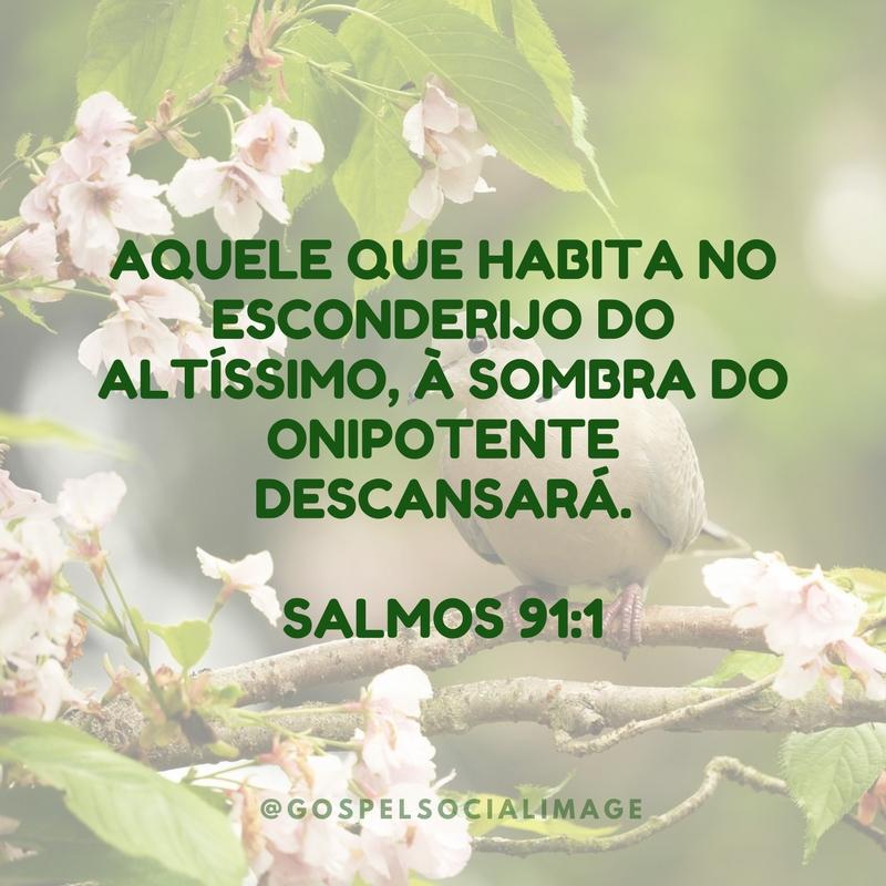 Imagem Bíblica Proteção de Deus