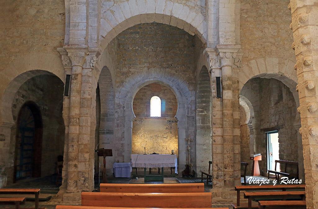 Cabecera de Santa María de Wamba