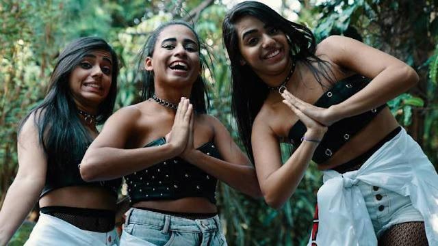 MC Loma e as Gêmeas Lacração lançam clipe com referências orientais