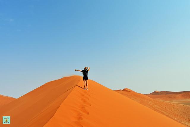 Duna 45, desierto del Namib (Namibia)