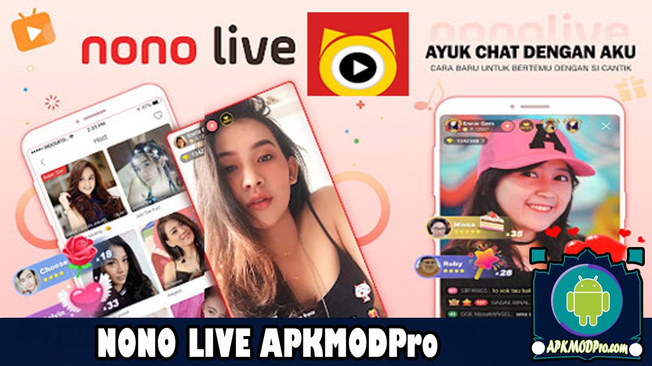 Download Nonolive [v6.9.6] MOD APK VIP Premium | Terbaru 2020
