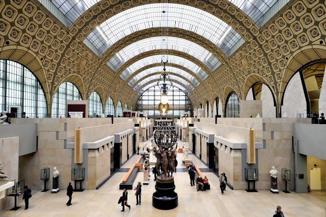 Musée d'Orsay, Paris, Pháp