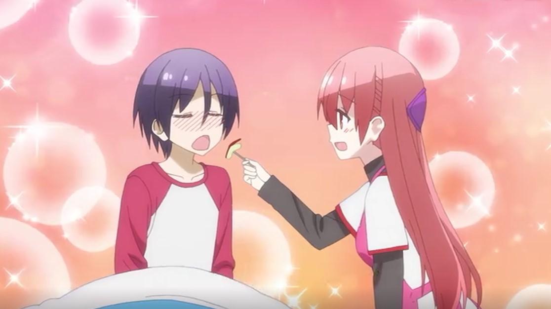 Tsukasa and Nasa