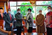 Untuk Persiapan Perayaan Hari Raya Waisak, DPP Walubi Adakan Audensi Ke Mendagri