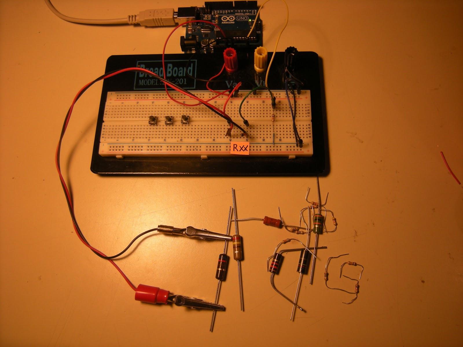 Misura della resistenza con un ohmmetro. Correnti di misurazione, tensioni e resistenze 21