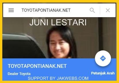 Promo toyota Pontianak, Sales Toyota Pontianak