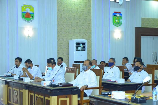 Kabupaten Batanghari Raih Peringkat Ke-5 Nasional pada Evaluasi Program Pencegahan Korupsi