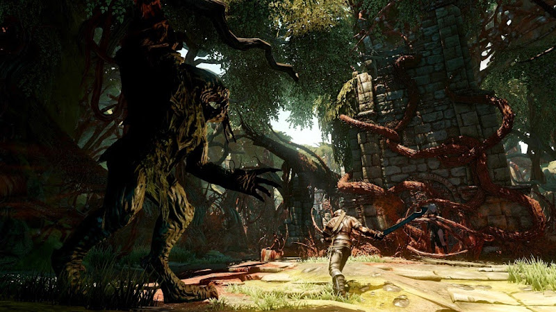 Bound By Flame (2014) Full PC Game Single Resumable Download Links ISO