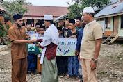ICMI Pidie Jaya Sedekahkan Al-Quran Untuk Pesantren Bustanul Muallimin Al-Munawarah