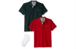 Newport Men's T-Shirt (Pack of 2) For Rs 399 (Mrp 999) at Amazon deal by rainingdeal.in
