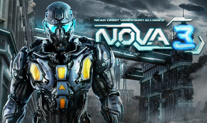 Game Multiplayer Terbaik untuk Perangkat iPhone - N.O.V.A. 3