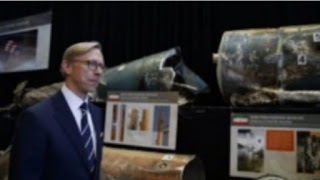 """Brian Hook the U.S. special representative to Iran has urged the European Union to impose new sanctions on Iran's ballistic-missile program, calling it a """"grave and escalating threat."""""""