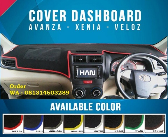 grand new avanza warna hitam 1.3 e m/t 2018 karpet dashboard |jual bulu | ...