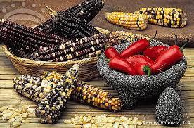 Cultura alimentaria mexicana
