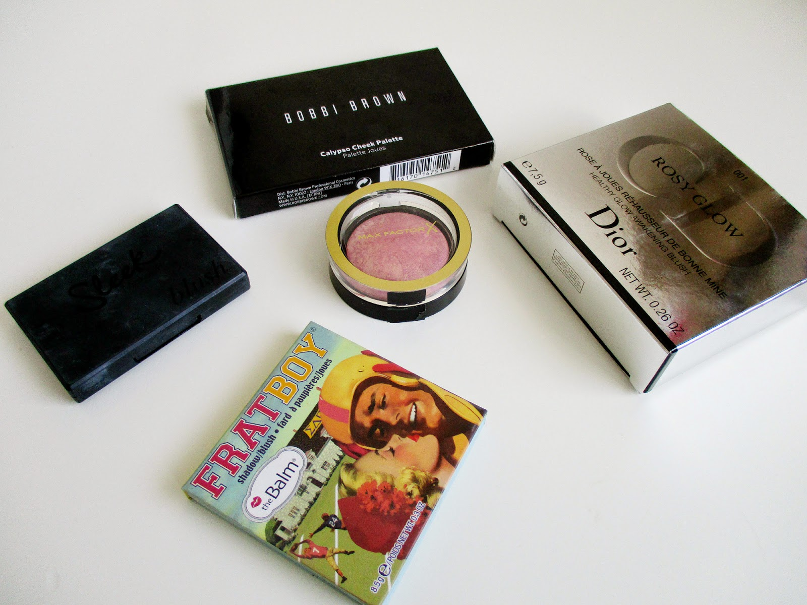 My Top Blush Picks For Spring/Sumer