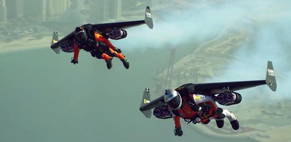ΟΧΙ ΔΕΝ ΕΙΝΑΙ ΕΦΕ! ΕΙΝΑΙ ΟΙ Jetman Dubai - ΟΙ ΑΝΘΡΩΠΟΙ ΑΕΡΟΠΛΑΝΑ! ΑΠΙΣΤΕΥΤΟ BINTEO!