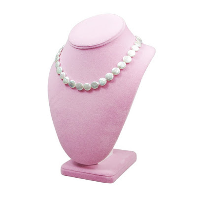 Shop Nile Corp Wholesale Deluxe Velvet Necklace Display