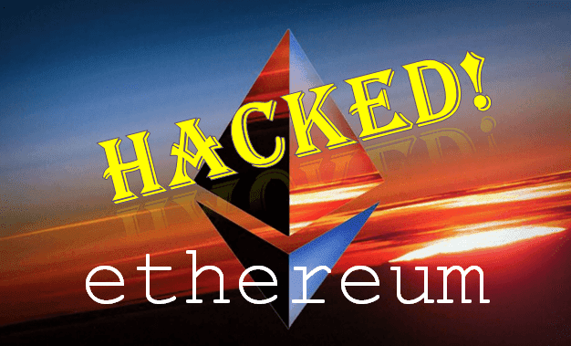Hacker Steals Ethereum Worth $7 Million From CryptoCurrency Trading Website