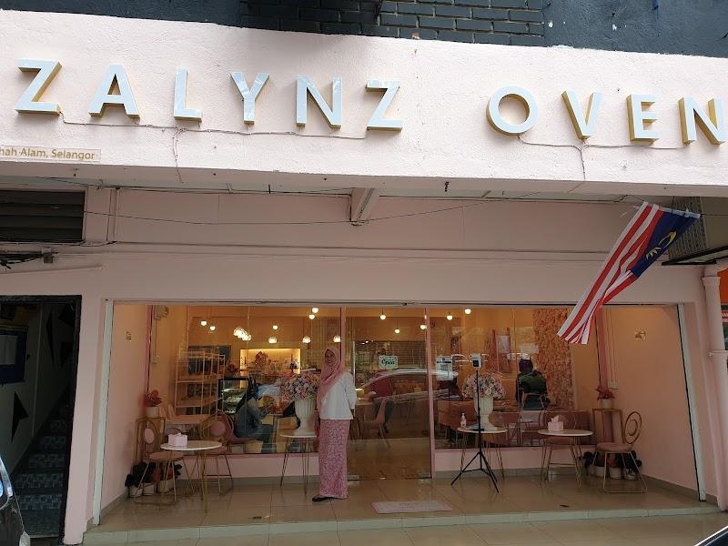 Minum Petang Desserts dan Pastries di Zalynz Oven Kafe Unik Pink Seksyen 3 Shah Alam