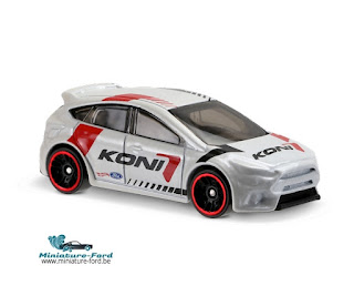 Hot Wheels, Ford Focus RS