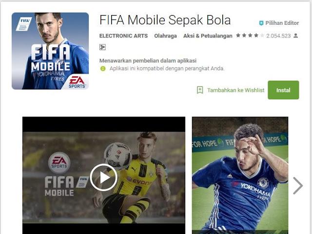 FIFA Mobile Sepak Bola