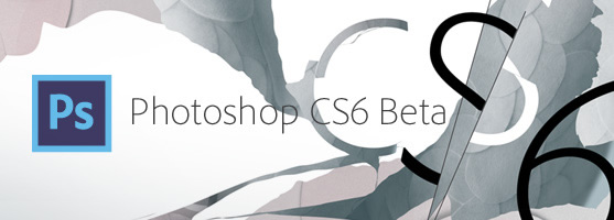 Photoshop CS 6 beta