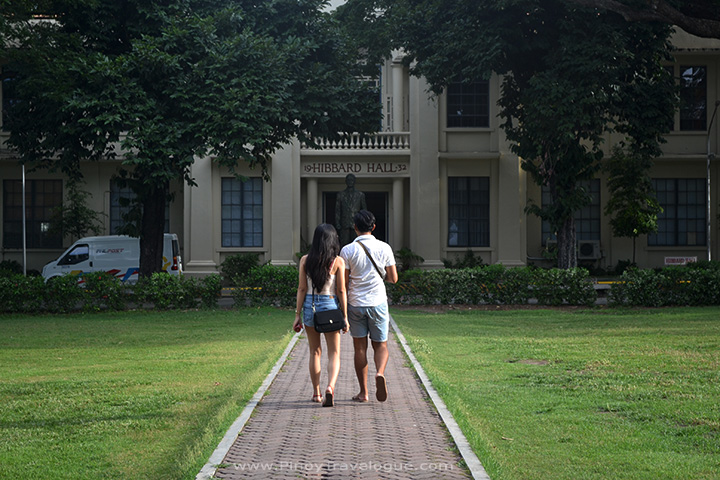Silliman University's Hibbard Hall