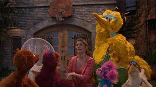 Telly, Baby Bear, Gina, Abby Cadabby, Big Bird, Sesame Street Episode 4410 Firefly Show season 44