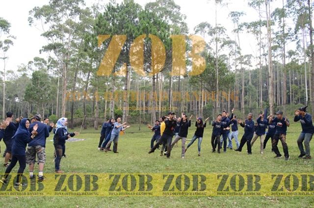 Employee Gathering - Zona Offroad Bandung - Outbound Lembang Bandung