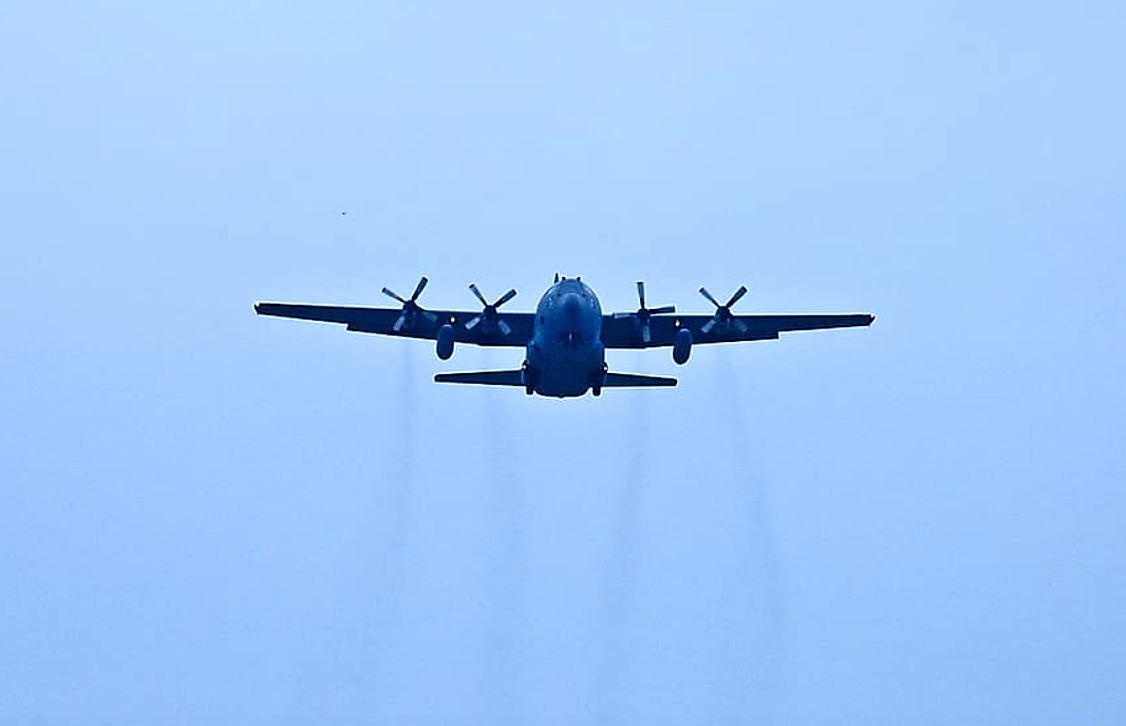 Lockheed Martin C130 Hercules