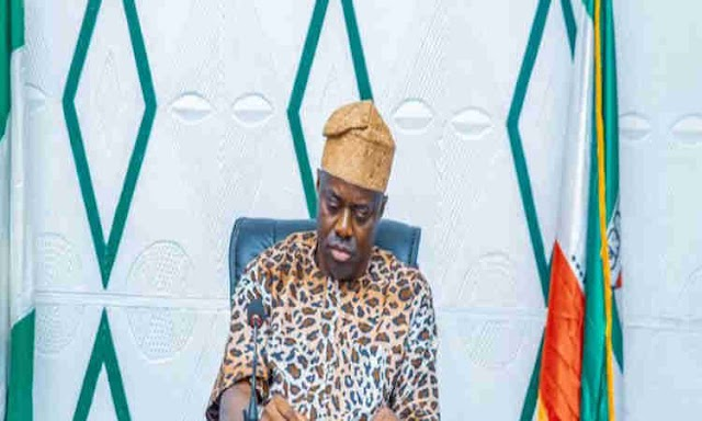 JUST IN: Oyo Governor, Makinde loses Mother