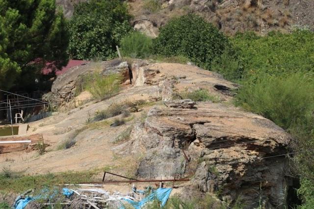 Kamara Traverten Sırtı doğal sit alanı nerededir?