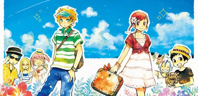 Manga Crimson Prince finaliza en septiembre