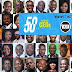 Anas, Sarkodie, D Black & Yvonne Nelson named among Top 50 Young CEOs in Ghana