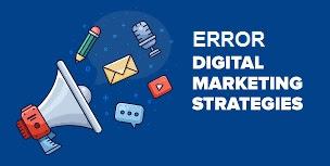 Kesalahan Strategi Digital Marketing