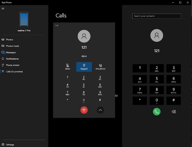 سيدعم تطبيق هاتفك قريبًا إجراء المكالمات من سطح المكتب