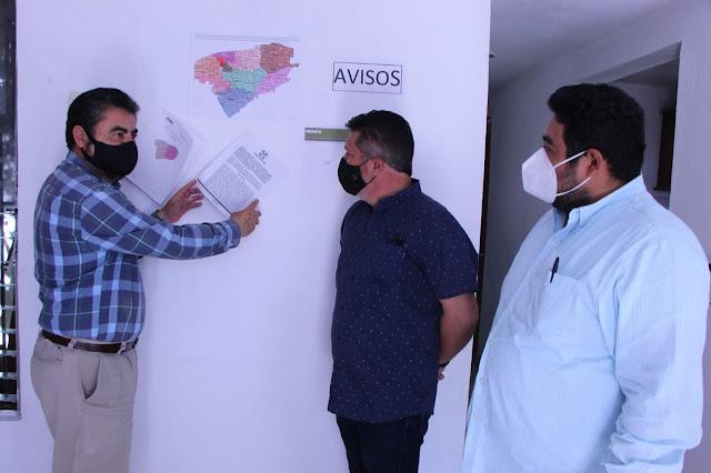 Emite RSP convocatoria para candidaturas a alcaldes y diputados locales. Antonio Sánchez