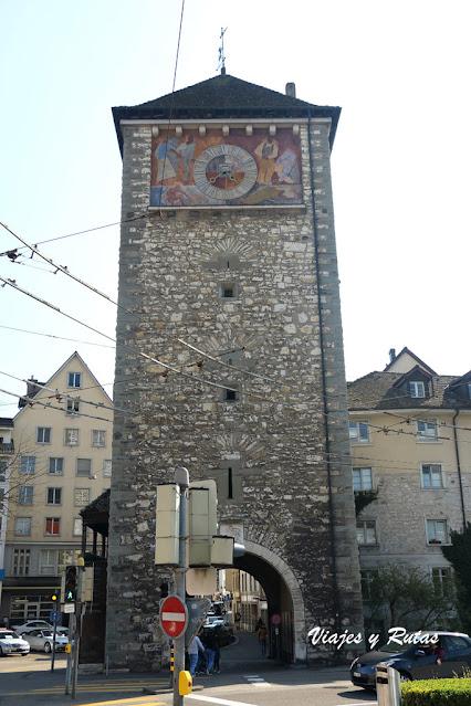 Schauffhausen, Schwabentor