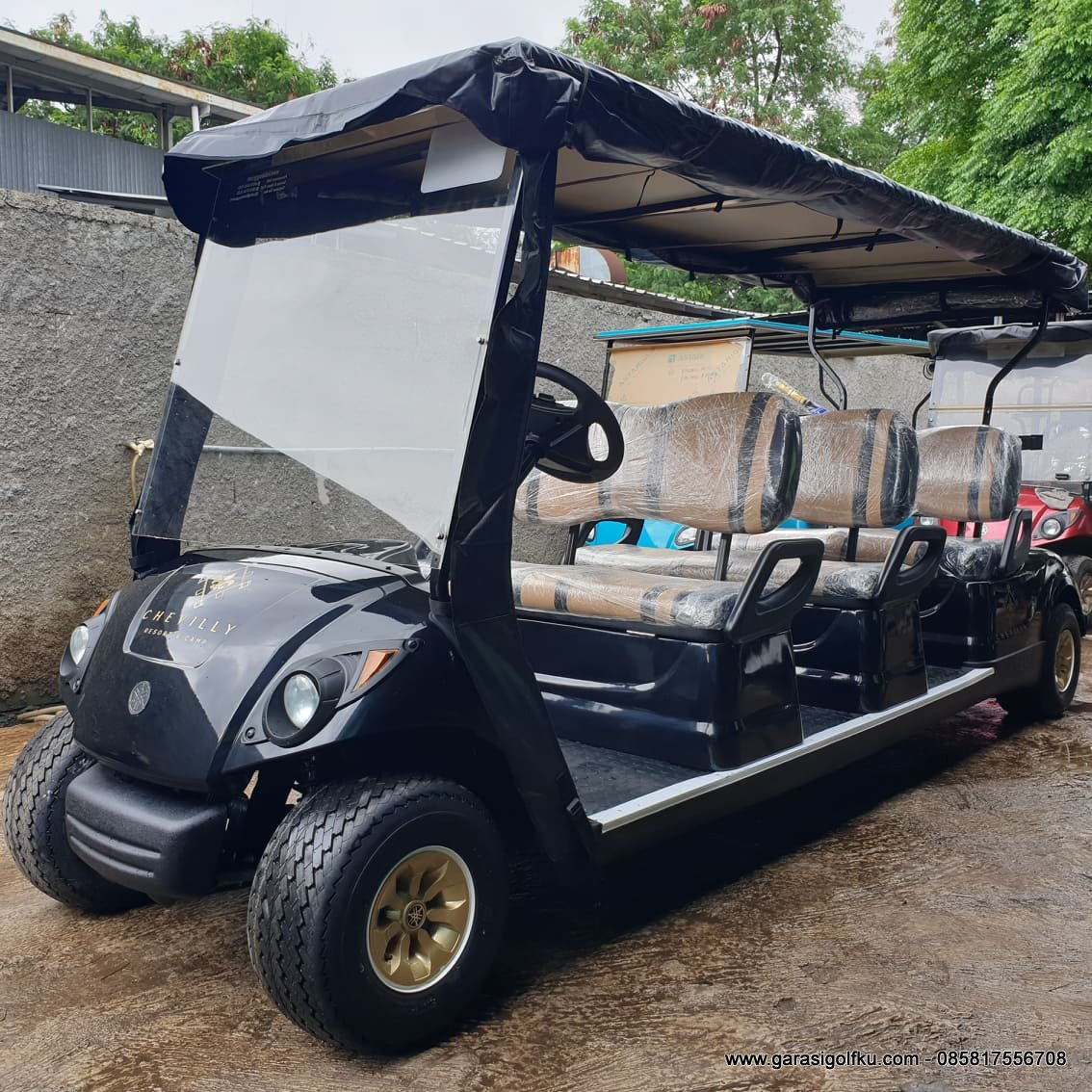jual mobil golf