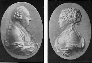 Goethes Eltern