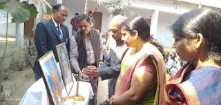 राजा श्री कृष्णदत्त पीजी कालेज जौनपुर में एनएसएस की विशेष साप्ताहिक शिविर का हुआ भव्य समापन | #NayaSaberaNetwork