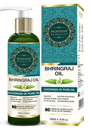 Morpheme Remedies Pure Bhringraj Oil