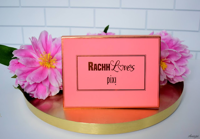 paleta Rachh Loves Pixi