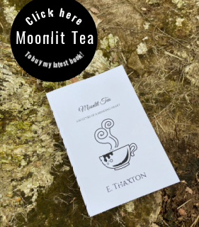 My Latest Book: Moonlit Tea