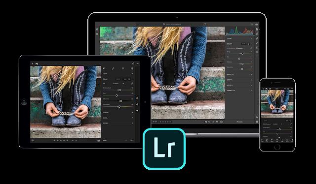 Adobe Photoshop Lightroom for Mac 1
