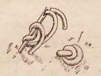 витой узелок