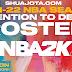 NBA 2K21 2021-2022 Roster Update Attention to Detail by Shuajota & SantiCruyff