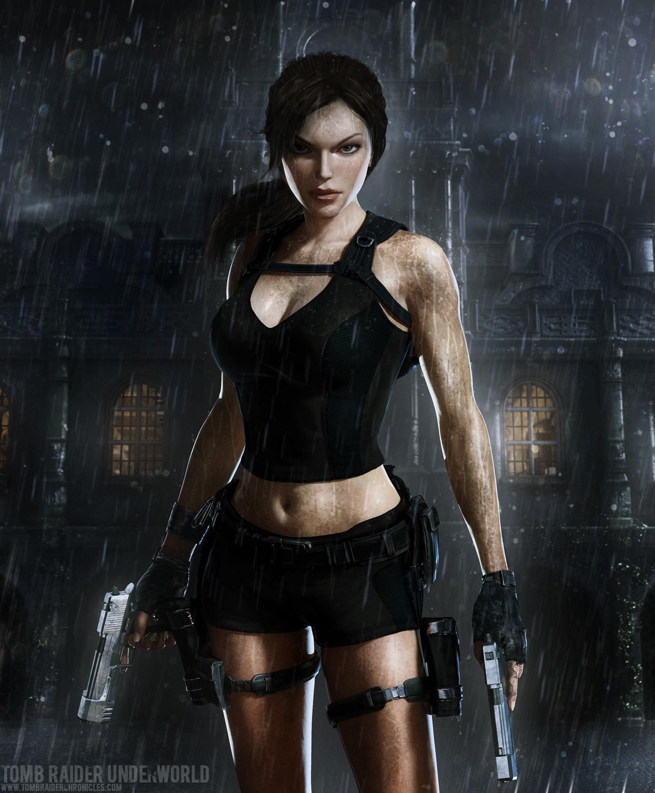 Lara croft hentai 3d