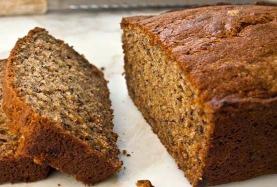 prepararea reteta banana bread prajitura usoara